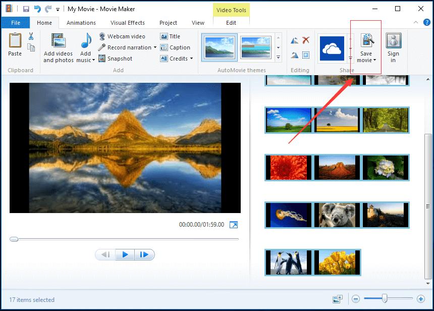Windows Movie Maker 2021 Crack v 9.2.0.4 + Registration Code Free