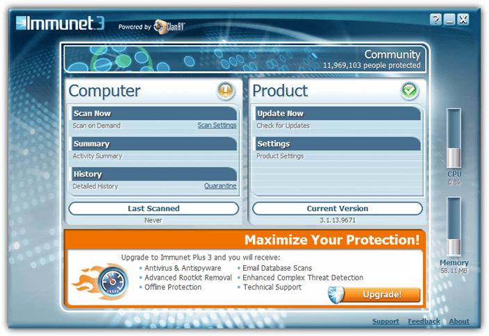 Immunet 7.4.4.20633 Crack With Keygen Free Download 2021