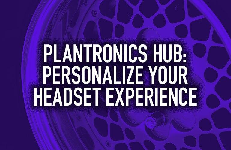 Plantronics Hub 3.16.1 Crack with License key 2021 Free latest