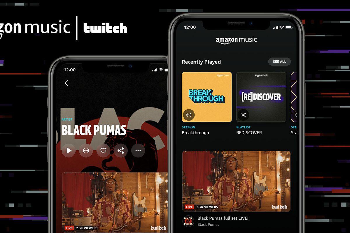 Amazon Music 8.5.0.2261 Crack With Keygen Latest 2021 Free