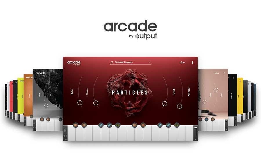 Output Arcade 1.3.7 Crack +Keygen Free Download 2021