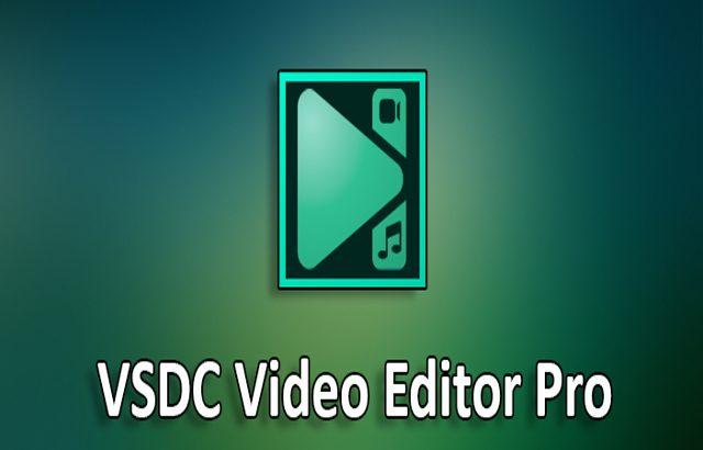 VSDC Video Editor Pro 6.7.2.296 Crack With License Key 2021 Free