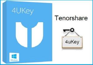 Tenorshare 4uKey 3.0.0.40 Crack + Registration Code 2021 Free  Latest