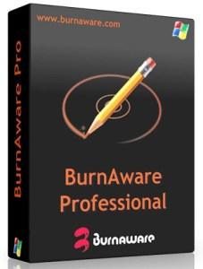 Burnaware Professional/Premium 14.8 Crack + License Key Latest Version