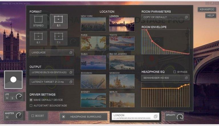 Ashampoo Soundstage Pro 1.0.4 Crack + Activation Key 2021 Free