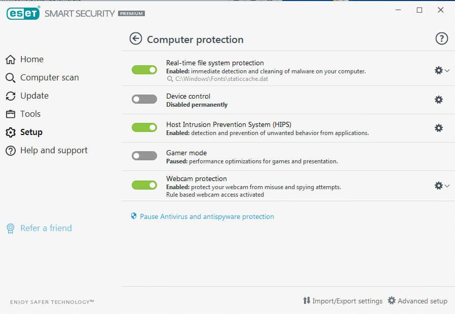 ESET Internet Security 14.2.19.0 Crack With License Key 2022 Free