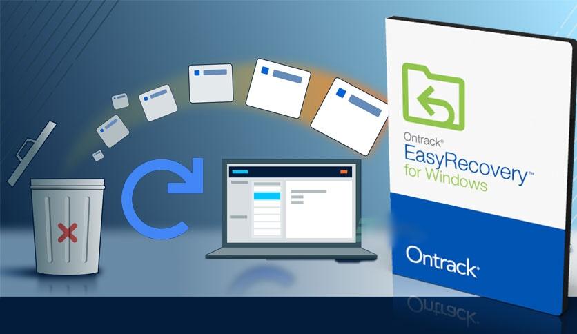 Ontrack EasyRecovery Professional 15.0.0.0 Crack + Keygen 2021 Free Download