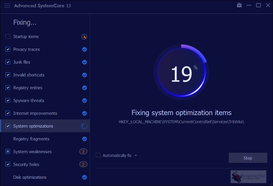 Advanced SystemCare Pro14.5.0.197 Crack With License Key 2021 Free