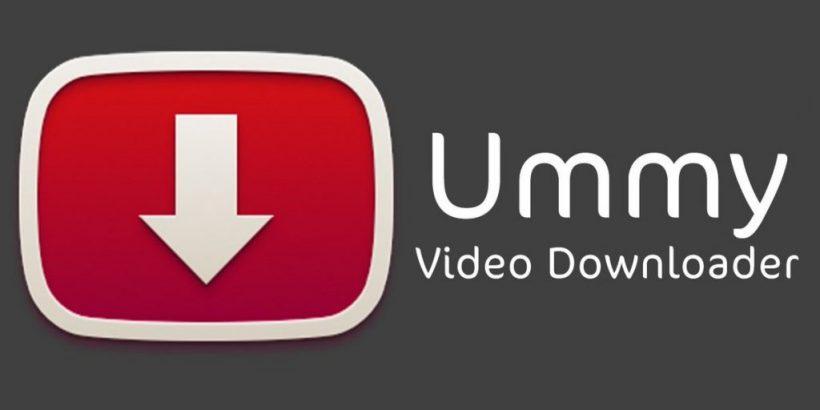 Ummy Video Downloader 1.10.10.9 Crack + License Key 2021 Free Full