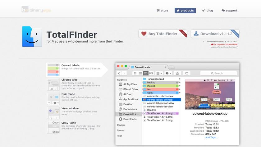 TotalFinder 1.13.10 Crack With Keygen 2021 Free Download Full Version