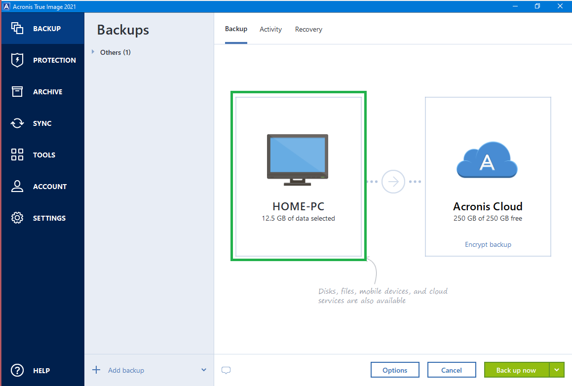 Acronis True Image 2021 Crack With Serial Key Full Version Free