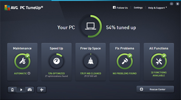 AVG PC Tuneup 21.1.2404 Crack With Activation Code 2021 Free