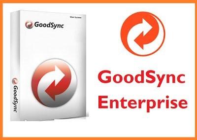 GoodSync Enterprise 11.7.6.6 Crack With License Key 2021 Free