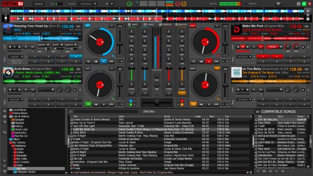 Virtual DJ Pro 2021 Crack With Keygen Free Download Full Version