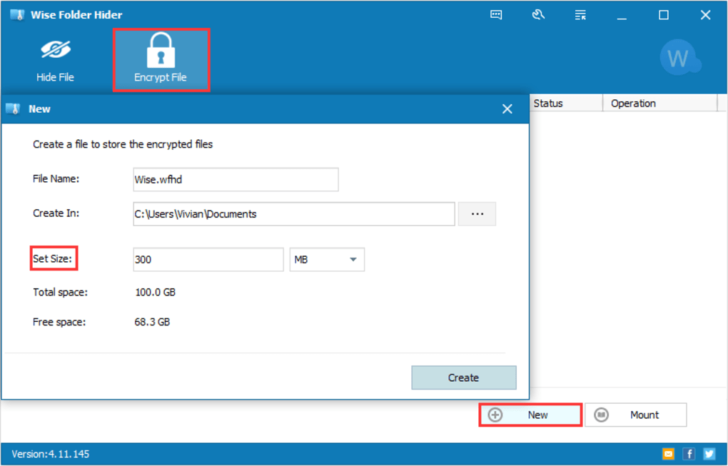 Wise Folder Hider Pro 4.3.9.199 Crack With License Key 2021 Free