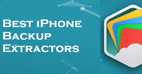 iPhone Backup Extractor 7.7.33.4833 Crack+ Activation Key 2021 Free