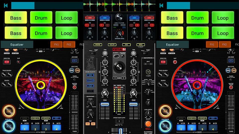 DJ Music Mixer 8.6 Crack With Activation Code 2021 Free Download